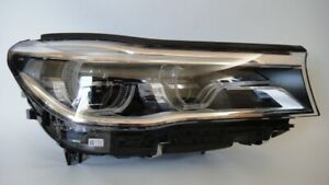 16 17 18 BMW 7 SERIES G12 G11 LCI LED ADAPTIVE RIGHT HEADLIGHT HEADLAMP COMPLETE