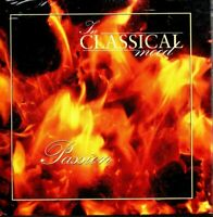 In Classical Mood -Passion - Hardcover Book + Music CD  NEW not sealed