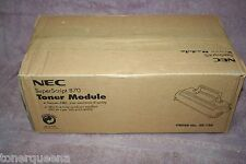 New ! Genuine NEC superScript 870 Black  Toner Cartridge 20120 20-120 3K pages