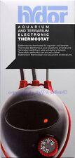 Hydor acuario y terrario Electronic termostato
