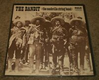 The Bandit The Nashville String Band~1972 Bluegrass~Chet Atkins~VG++ Vinyl~FAST!