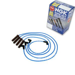 1 pc NGK Spark Plug Wire Set for 1998-2003 GMC Sonoma 2.2L L4 - Engine Kit oz