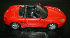 Welly 1:24 Porsche Boxster Red