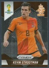 PANINI PRIZM 2014 WORLD CUP- #030-HOLLAND-KEVIN STROOTMAN