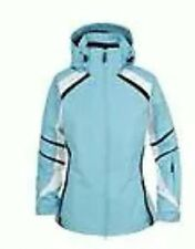 LADIES SKI / SNOWBOARDING JACKET BY TRESPASS Size large Blue Mary TP75