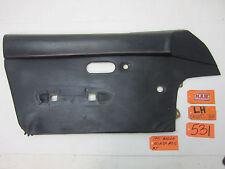 91 MIATA MX-5 DOOR PANEL 90 91 92 93 94 95 96 97 DRIVER L LH LF LEFT BLACK MX5