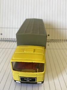 lkw modell 1:50 MAN F8 Unterflur