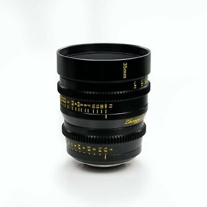 Zhongyi Mitakon Speedmaster Cinema Lens 35mm T1.0 for Canon Fuji Sony M43 Camera