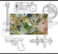 Webprojekt- Geld verdienen mit dem Drucker - Kunstdruckhandel -Techn.Zeichnungen