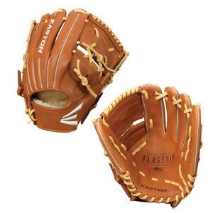 "Easton 12"" Adult Baseball Glove Flagship Series – Pitching / Infield Model"