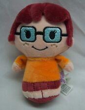 """Hallmark Itty Bittys Scooby-Doo VELMA GIRL 4"""" Plush STUFFED Animal Toy"""