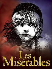"Les Miserables 16"" x 12"" Reproduction Poster Photograph"