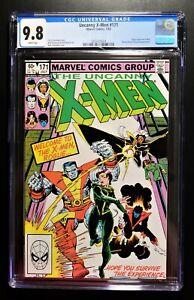 UNCANNY X-MEN #171 CGC 9.8 - WHITE PAGES *ROGUE JOINS THE X-MEN*