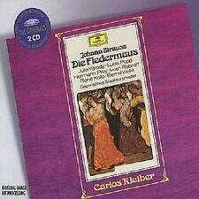 Il pipistrello (GA) Carlos Kleiber 2 CD NUOVO