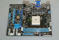 ASUS A85XM-A Motherboard AMD A85X Socket FM2 DDR3 Micro ATX USB3.0 95% New