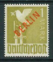 Luxus Berlin Rotaufdruck - Michel-Nr. 33 ** postfrisch - Mi.550,-