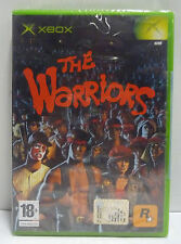 THE WARRIORS - I GUERRIERI DELLA NOTTE - ROCKSTAR - XBOX PAL NEW SEALED RARE