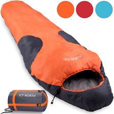Schlafsack Icy North 230x82cm Mumienschlafsack -13°C Deckenschlafsack Camping