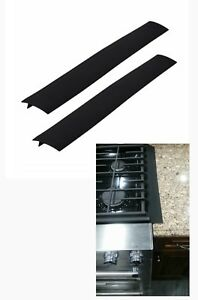21 Inch spill guard silicone stove gap covers set of 2