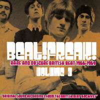 Various Artists : Beat!Freak!: Rare and Obscure British Beat 1966-1969 - Volume