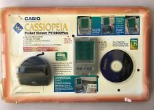 New Casio Cassiopeia  PDA PV-S400 Plus Organizer New Sealed NEW NIB