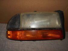 2003 Dodge Durango Headlight assembly right front passenger corner light blinker