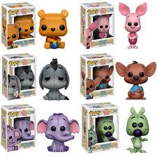 Winnie the Pooh 6 figuras set Pooh Disney pop! #252 - #257 Vinyl personaje funko