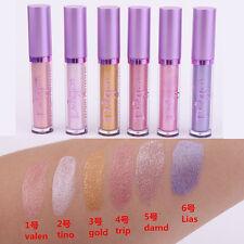 Liquide Crayon à Lèvres Rouge à Lèvres Scintillant Gloss Longue Tenue Maquillage