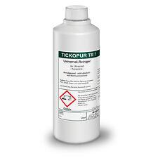 Tickopur TR 7  Universal-Reiniger für Ultraschall 1 Ltr. Reinigungskonzentrat