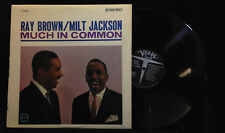 Ray Brown/Milt Jackson-Much In Common-Verve 8580-STEREO