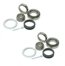 Pair Set of 2 Front SKF Wheel Bearings For Volvo 240 242 244 245 262 264 265