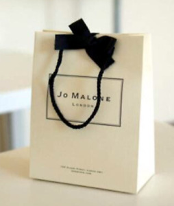 NEW Jo Malone Small Gift Bag. *22cms x 18cms/ BAG ONLY*