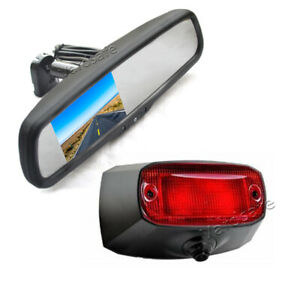 Reverse Backup Camera Replacement Rear View Mirror Monitor for Ram Promaster Van