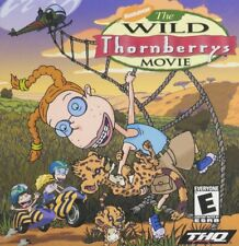 THE WILD THORNBERRYS MOVIE (2002) PC CD-ROM NEW & FACTORY SEALED