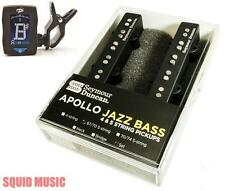 Seymour Duncan Apollo 5 String Jazz Bass 67 / 70 Pickup Set ( FREE DUNLOP TUNER)