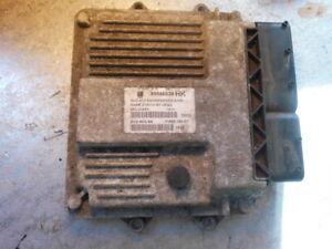 Vauxhall Corsa D 1.3 CDTI ECU 55566039 MJD 603.SA HW03A