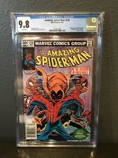 Amazing Spider-Man #238 CGC 9.8 White Pages First Appearance Hobgoblin Newsstand