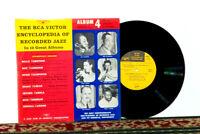 "RCA Victor Encyclopedia Of Recorded Jazz:Album 4 - Eck To Gar, 10"" - 1956 - EX+"