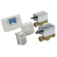 Honeywell S Plan Pack with 7 Day Programmer Y609A1045