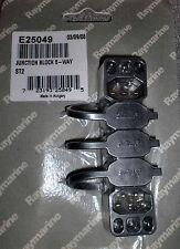 Raymarine ST290, ST40, ST60 Seatalk 5 Way Junction Bloc E25049