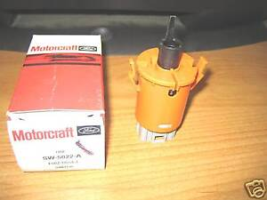 NOS Motorcraft 1995-1996 Ford Contour Headlight Headlamp Switch