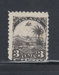 Liberia # 21 MINT Transfer Position 2  Issued in 1881
