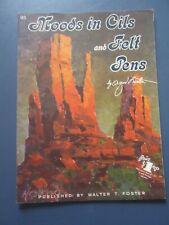 Moods in Oils and Felt Pens Al Nestler a Walter T. Foster art book