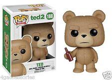 Funko Pop! ! FIGURA DE VINILO TED 2 - con cerveza Televisión Películas 478cm GB