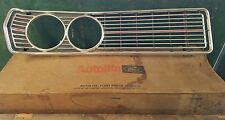 NOS FORD 1968 Ford Galaxie 500 Front Aluminum Radiator Grill Nose Grille Half RH