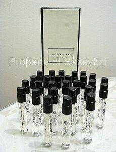 Various Jo Malone Sample Vial or Mini Bottle Sold Individually Combined Shipping