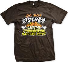 Do Not Disturb Official Thanksgiving Napping Shirt Eat Sleep Belt Men's T-Shirt