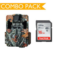 Browning DARK OPS PRO XD Dual Lens Trail Game Camera 24MP + 16GB Card | BTC6PXD