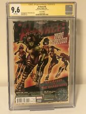 A Force 3 | 1:25 Mark Brooks Signed | 9.6 CGC SS NM+ | Roller Derby Variant HTF
