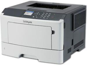 Lexmark MS415dn Laserdrucker Duplex Drucker Printer 40518 gedruckte Seiten